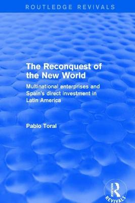 Reconquest of the New World book