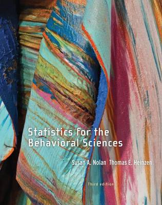 Statistics for the Behavioral Sciences by Susan A. Nolan
