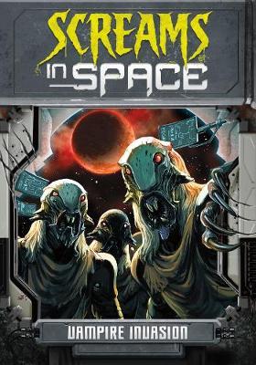 Vampire Invasion book