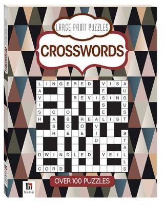 Large Print Prestige Puzzles Crossword by