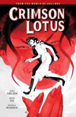 Crimson Lotus by Mike Mignola