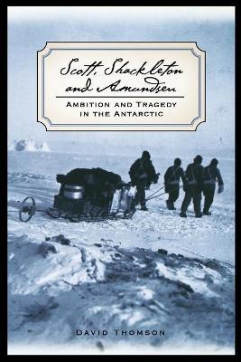 Scott, Shackleton, and Amundsen book