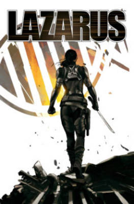 Lazarus: The Second Collection by Greg Rucka