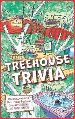 The 13-Storey Treehouse: Treehouse Trivia Cards by Andy Griffiths