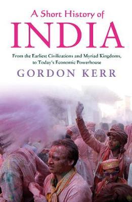 Short History Of India book