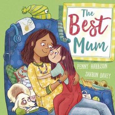 The Best Mum by Penny Harrison