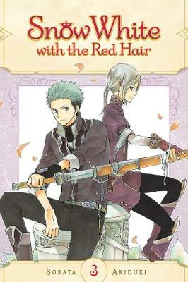 Snow White with the Red Hair, Vol. 3 book