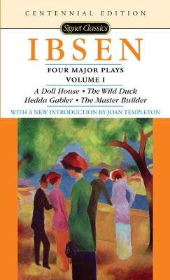 Four Major Plays Vol.1 by Joan Templeton