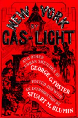 New York by Gas-Light and Other Urban Sketches book