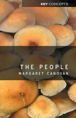 The The People by Margaret Canovan