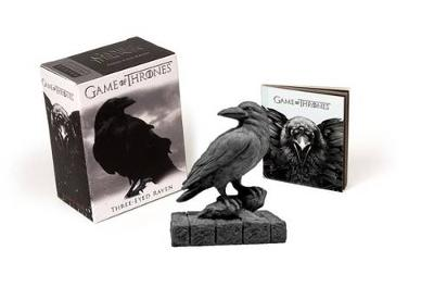 Game of Thrones: Three-Eyed Raven book