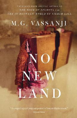 No New Land book