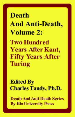 Death And Anti-Death, Volume 2 by Charles Tandy