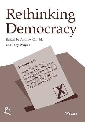 Rethinking Democracy by Andrew Gamble