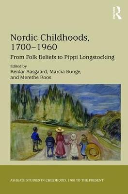 Nordic Childhoods 1700-1960 book