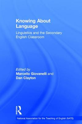 Knowing About Language book