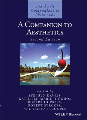 Companion to Aesthetics book