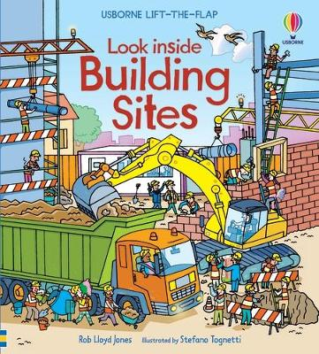 Look Inside a Building Site book