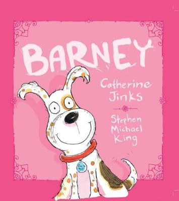 Barney by Catherine Jinks