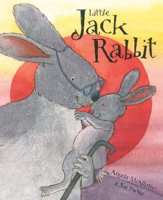 Little Jack Rabbit by Angela McAllister