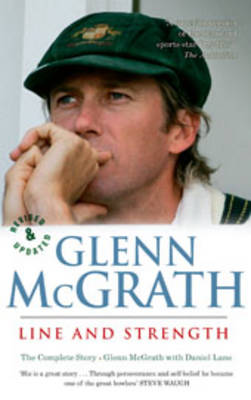 Glenn McGrath Line and Strength book
