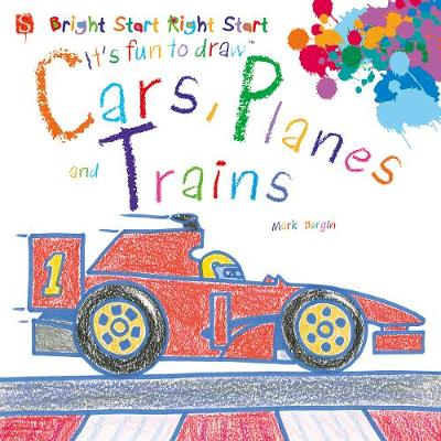 Cars, Planes And Trains by Mark Bergin