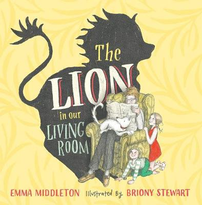 Lion in our Living Room by Emma Middleton