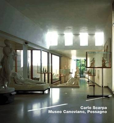 Carlo Scarpa. Museo Canoviano, Possagno by Stefan Buzas