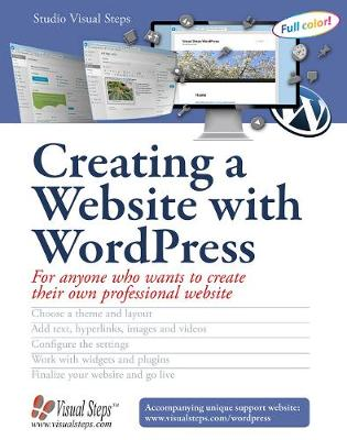 Creating a Website with WordPress by Studio Visual Steps