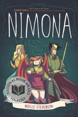 Nimona book