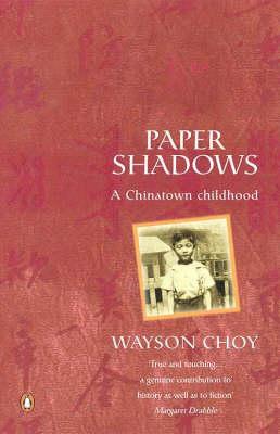 Paper Shadows book