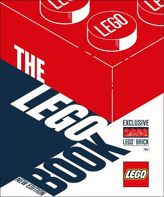 The LEGO Book New Edition: with exclusive LEGO brick by Daniel Lipkowitz