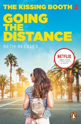 The Kissing Booth 2: Going the Distance book