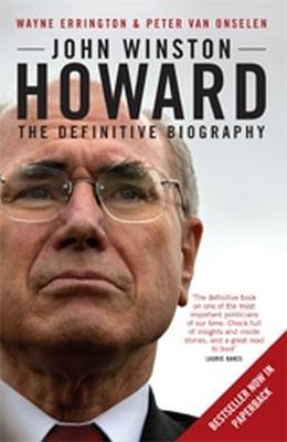 John Winston Howard book