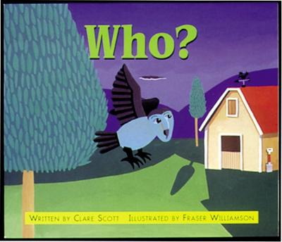 Who? by Clare Scott