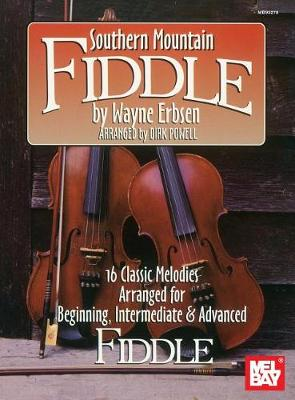 Southern Mountain Fiddle by Wayne Erbsen