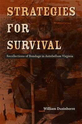 Strategies for Survival by William Dusinberre