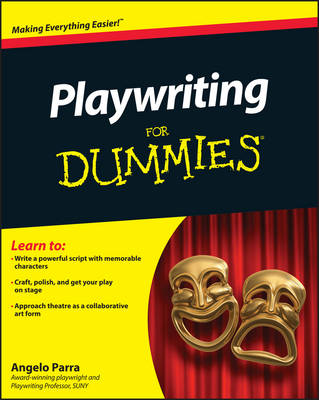 Playwriting for Dummies book