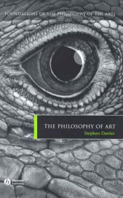 Philosophy of Art by Stephen Davies