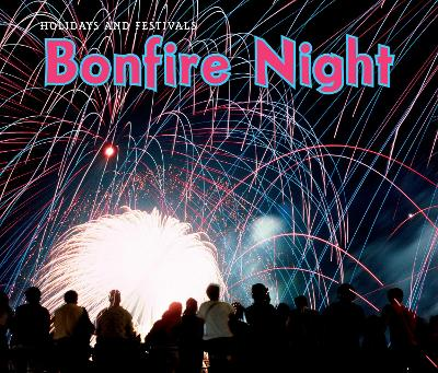 Bonfire Night by Nancy Dickmann