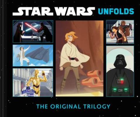 Star Wars Unfolds by Abrams