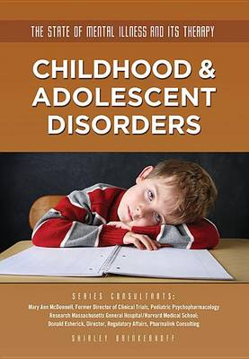 Childhood & Adolescent Disorders by Shirley Brinkerhoff