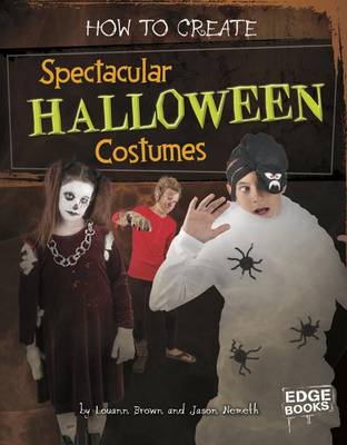 How to Create Spectacular Halloween Costumes book