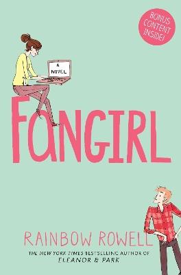 Fangirl book