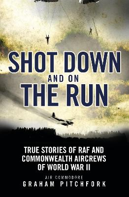 Shot Down and on the Run by Air Commodore Graham Pitchfork