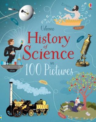 History of Science in 100 Pictures book