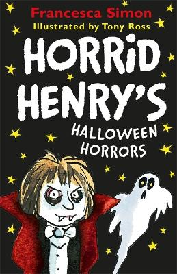 Horrid Henry's Halloween Horrors book