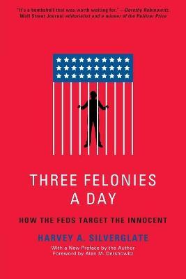 Three Felonies A Day by Harvey Silverglate