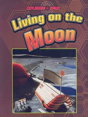 Living on the Moon book