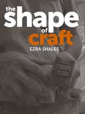Shape of Craft book